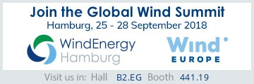 Meet us at Wind Energy Hamburg